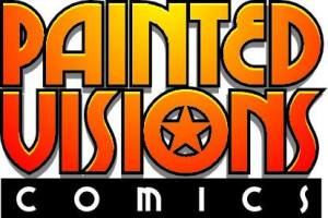 Painted Visions - Logo