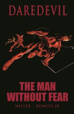 Marvel Comics Daredevil_Man Without Fear