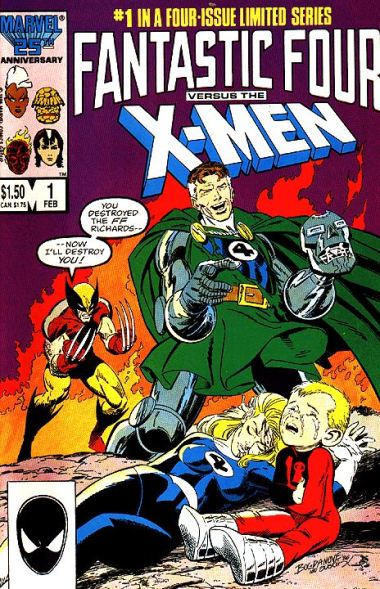 Fantastic_Four_vs._the_X-Men_Vol_1_1