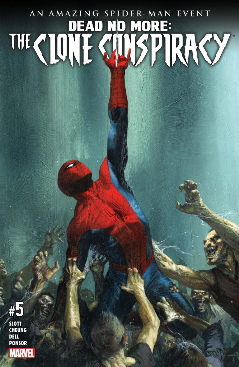 THE CLONE CONSPIRACY (2016) #5